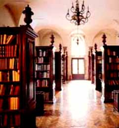 Image: The Harvard University Center for Italian Renaissance Studies, Villa I Tatti, Florence