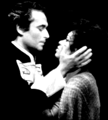 Image: Carreras in Carmen with Leonie Mitchell as Micaela. NY Met 1987