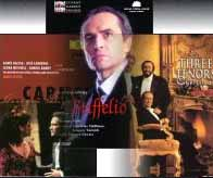 Image: Carreras DVD collage