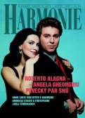 Image: Alagna & Gheorghiu on cover of Harmonie Magazine