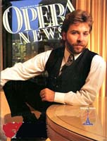 Image: Alagna on cover of Opera News, May 1996