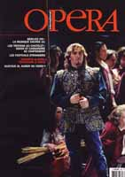 Image: Alagna on the cover of Opera International, October 2003