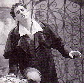 Image: Florez in Il Barbiere, Milan. From Opera Actual September 2002. Click for full version.