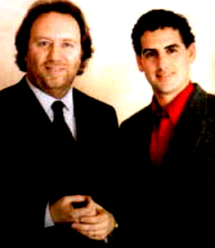 Image: Florez and conductor Riccardo Chailly