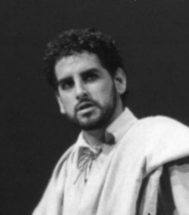 Image: Forez as Rodrigo in Otello