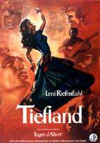 Image: Film poster Tiefland